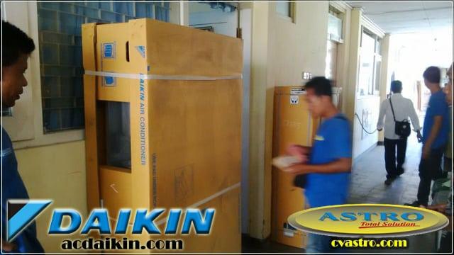 Pengadaan AC Daikin Split Duct 5 pk