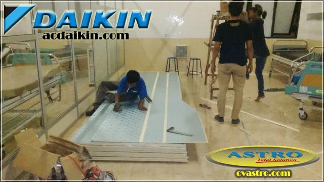 Pembuatan Ducting AC 5 pk